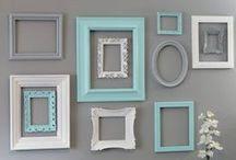 Frame it! / Anything to do with frames: frame stuff, frame make-overs, DIY frames, ...