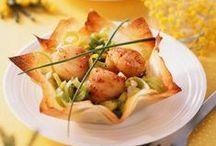 cuisiner les produits de la mer