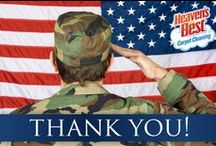 Memorial Day/4th of July / We need to always remember how we obtained our freedom.