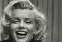Marilyn Monroe - Super Star American Actress / The Fabulous MM - aka Norma Jeane Baker. (6/1/1926 - 8/5/1962) R.I.P. / by Rev. Dr. Dawne A. Casselle, Esq.