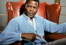 Sidney Poitier - Super Star / Academy Award Winner- Oscar Winner, Best Actor - Simply Awesome - eclectic collection of awards & best performances -  / by Rev. Dr. Dawne A. Casselle, Esq.