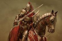 Soldats & guerriers [Personnage]