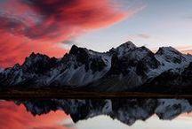 Les montagnes peuvent toucher le ciel / En doutez-vous ?