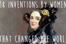 Inventors & Inventions / by Rev. Dr. Dawne A. Casselle, Esq.