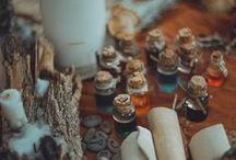 Laboratoire de l'alchimiste