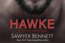 Hawke (Cold Fury, Book #5)
