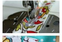 """Sewing Skills / Learning how to sew - I'm a """"beginner sewer"""""""