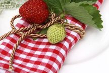 Gingham! / Gingham- so fresh, so farm, so fun! We love everything gingham and have gathered some of our favorites here.