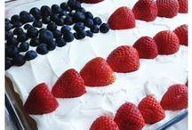 4th of July/ Independence Day / Recipes, DIY, and Gathering Ideas to make your 4th of July Awesome!