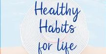 Healthy Habits for Women / Are you struggling to keep your healthy habits in check? Lack motivation and support? This board is for you! Healthy living, healthy habits, motivation, healthy habits for women, #healthyhabits, healthy habits for weight loss, self-care routine,  healthy habits eating, healthy habits to start, healthy habits daily, nutrition coach, healthy lifestyle tips for entrepreneurs, healthy fempreneurs tips.