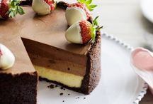 Food [cheesecakes]