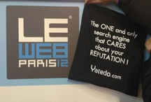 LeWeb12 Paris / by Yatedo
