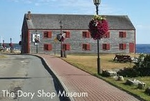Visit Shelburne Nova Scotia / Be sure to visit this picturesque harbour town on the Southern Shores of Nova Scotia.  Truly a hidden gem!