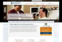 Website Design & Development by Wide Web Marketing / These are sites designed by us - Wide Web Marketing. We are a website design and development company located in Lafayette, Louisiana. We focus not only on putting out visually pleasing websites but also on your entire online marketing strategy including social media marketing, email marketing, search engine optimization (SEO) and pay-per-click (PPC) advertising. We hope you enjoy our work!
