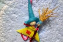 BRUGILDAS / Pequeñas brugildas para decorar y alegrar cualquier rincón