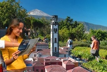 Pueblochico / #Pueblochico has been created as a centre of interest for the local population, as an exceptional meeting point for the visitors who come to Tenerife each year. #Tenerife #Spain