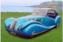 CARS--WHEELED ART / Vehicles created to excite the mind.  / by Angelo Rulli