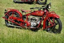 MOTORCYCLE-ANTIQUE