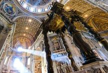 VATICAN CITY / Each time I was facing the challenge of changing careers, I visited St. Peter Basilica to pray for guidance. Each time a new opportunity came to me.