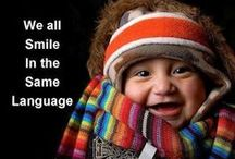 Smile! / Keeping your spirits high is important in life, especially when undertaking an endeavour such as learning a language.