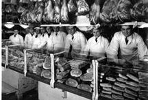 GENERAL STORE/MEAT MARKETS / by Angelo Rulli