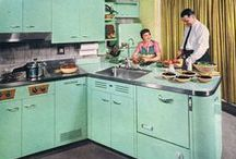 KITCHENS--WHERE WE LEARNED ABOUT LIFE