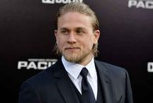 Charlie / Charlie BE Christian (Would have made such a good Christian Grey)...consolation Sons Of Anarchy - Jax Teller ;)