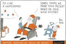 Online marketing z przymrużeniem oka / Śmieszne obrazki związane z marketingiem internetowym i e-commerce.