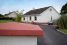 Fencing and Boundary walls / Fencing and Boundary wall solutions from KPC - UK http://killeshalprecast.co.uk