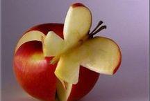 Frutas, decoração p festas