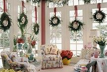 Christmas / Christmas decorations / by ╭✿╯Janie Hammons╭✿╯