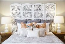 Moroccan Screens & Room Dividers / Both traditional and contemporary, these wooden screens look lovely in any environment