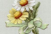 bordado antigo