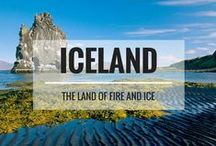 ICELAND / Planning and inspiration for trips to the volcanic wonder of the Atlantic; Iceland.