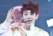 Chanyeollie / happy virus is mine <3