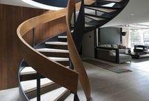 Escaliers ...