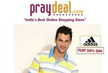 Visit us at www.praydeal.com / Welcome to Pray Deal, the biggest website for internet shopping in India. Indians worldwide have discovered amazing decision and choice, low costs, solid administration and trust assembled over years as a portion of the explanations they delight in shopping online at Praydeal.Com