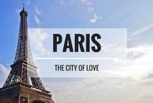 PARIS, FRANCE / Planning and inspiration for trips to the city of love; Paris.