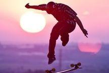 ● Go Skate! ● / Best skateboarding pics I've found yet
