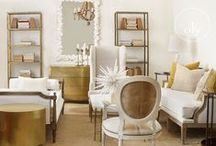 Oly Living Spaces / These rooms show how multiple Oly pieces create a rich and soothing environment.