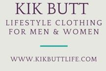 kik butt life / Kik Butt Life is an online clothing store for men & women. We import unique & sassy clothing.  Kik Butt Life supports 'Fair Trade'.