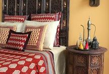 Red Moroccan Room / #red #moroccan #room