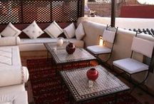 Moroccan Outdoor Furniture & Accessories
