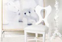 White on white / Everything white on white on white