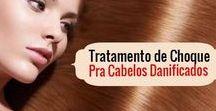 SOS Hair care / Cuidados com os cabelos, produtos, wishlist capilar, tratamentos, e etc.