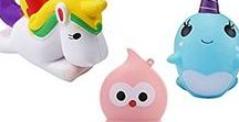 Novelty & Gag Toys / Stress Reliever Toys, Slime & Putty Toys, Squeeze Toys