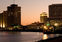 New Orleans LA / New Orleans is a great location for a conference, wedding or reunion.