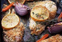 Food / Herkkuruokia