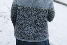 Knitting / Puikoilla neulottavia :)
