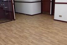 Commercial flooring / Our floor layers are fully qualified and accredited installers who carry out the supply and installation of all types of flooring including: Carpet Tiles Sheet Carpet Vinyl Flooring Wood Floors Heavy Dury Linoleum Slip Resistant Flooring ESD Anti-Static Flooring   We can carry out works across a range of sectors, including Healthcare, Education, Industrial and Retail. www.hantscr-ltd.co.uk